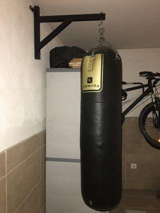 Saco de boxeo Domyos