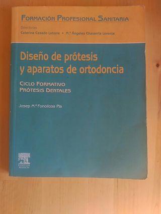Libro Diseño de prótesis y aparatos de ortodoncia.