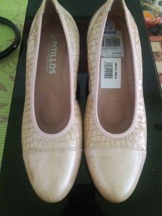zapatos pitillo 41