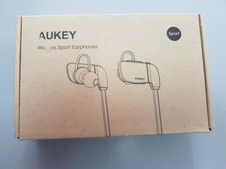 Auriculares deportivos Aukey EP-B27 Nuevo con caja