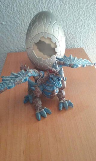 dragón lego mega bloks