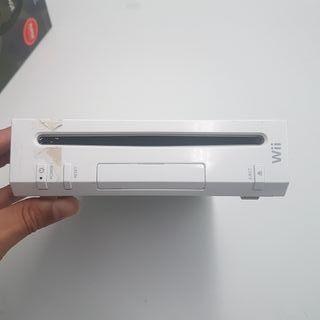 Consola WII Blanca PARA PIEZAS E302328