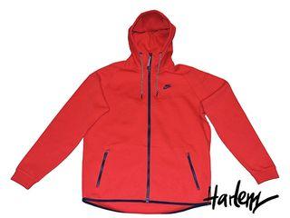 Sudadera Nike 60 Xl talla Segunda Por Roja Tech De Mano Fleece AUdqrgUw