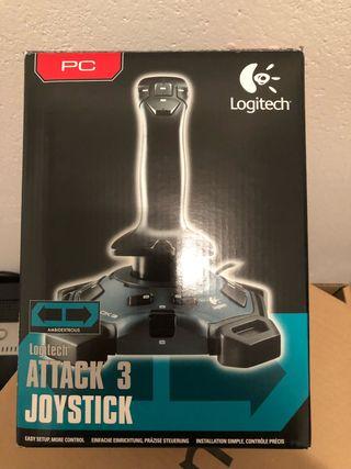 Attack 3 - Joystick