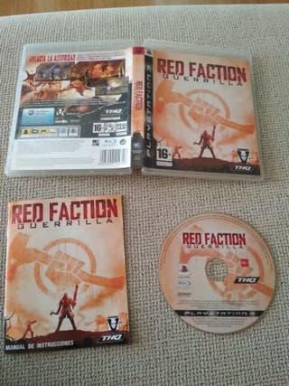 Red Faction Ps3