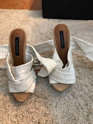 Zapatos taxon Zara