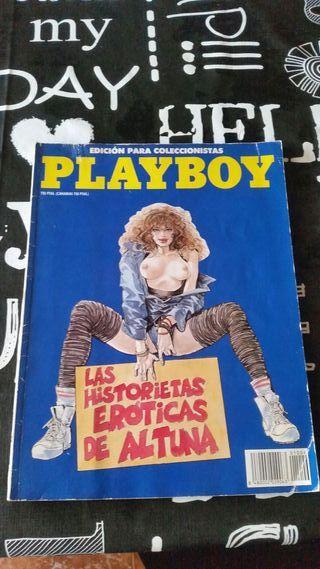 Revista Playboy coleccionista