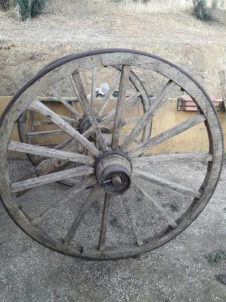 rueda de carro