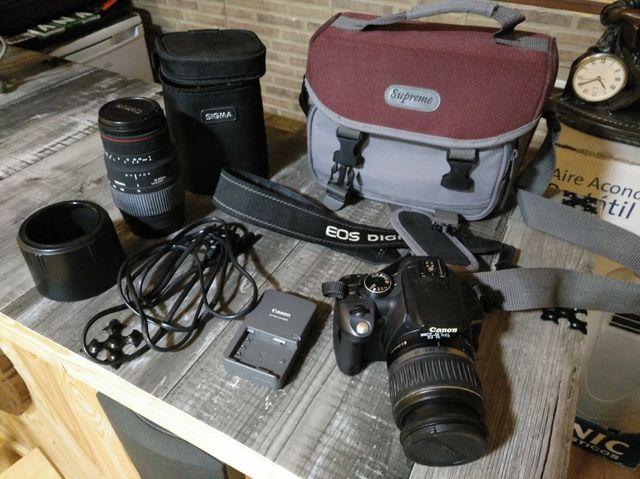 Cámara de fotos canon DS126071 de segunda mano por 250 € en