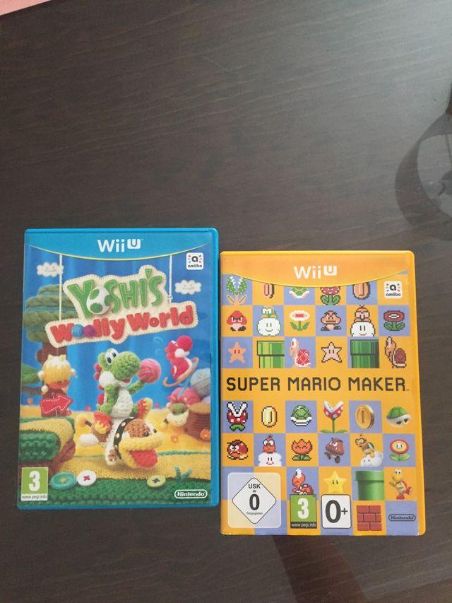 Juegos Para Wii U De Segunda Mano Por 20 En Los Barreros En Wallapop