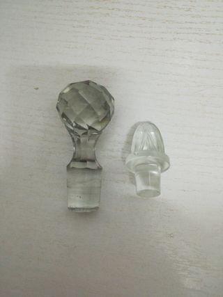 tapones de cristal