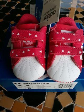 Tenis Adidas bebé