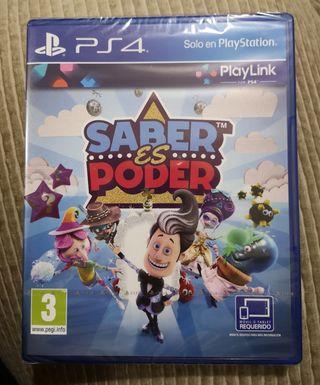 Saber Es Poder PS4 Trivial
