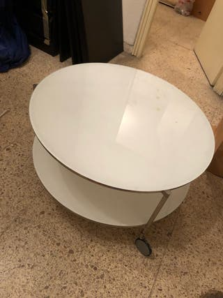 Mesa De Centro Ikea De Segunda Mano En Wallapop