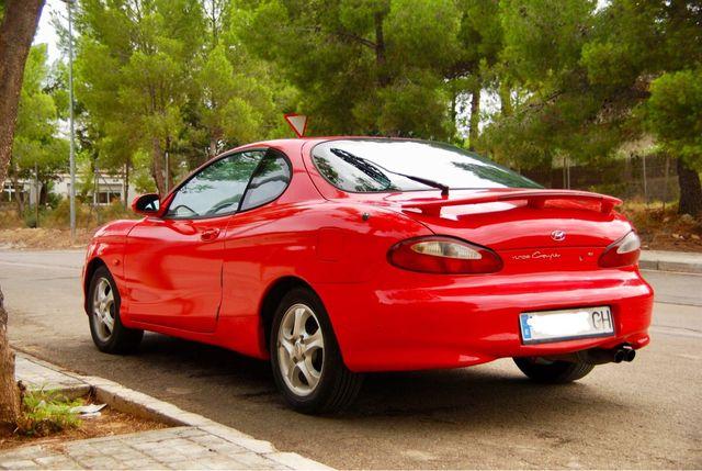 Hyundai Coupe 1998