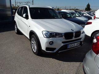 BMW X3 2.0dA 190CV 4X4 + NAV + BIXENON + PDC