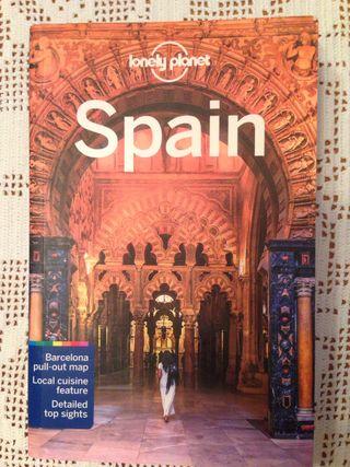 Guía de España en Ingles