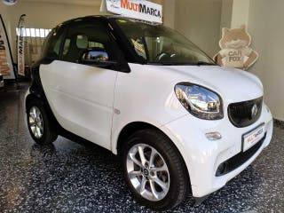 Smart Fortwo COUPE TWINAMIC