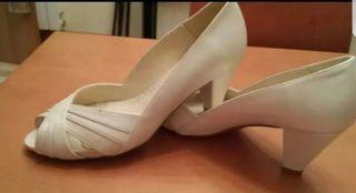 zapatos piel mujer Talla 36 NUEVOS