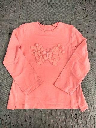 camiseta niña de Mayoral