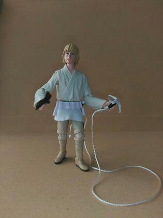 """STAR WARS 3.75"""" TVC Luke Skywalker"""