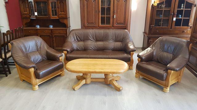 Sofas de piel rusticos de segunda mano por en arganda del rey en wallapop - Sofas rusticos de madera antiguos ...