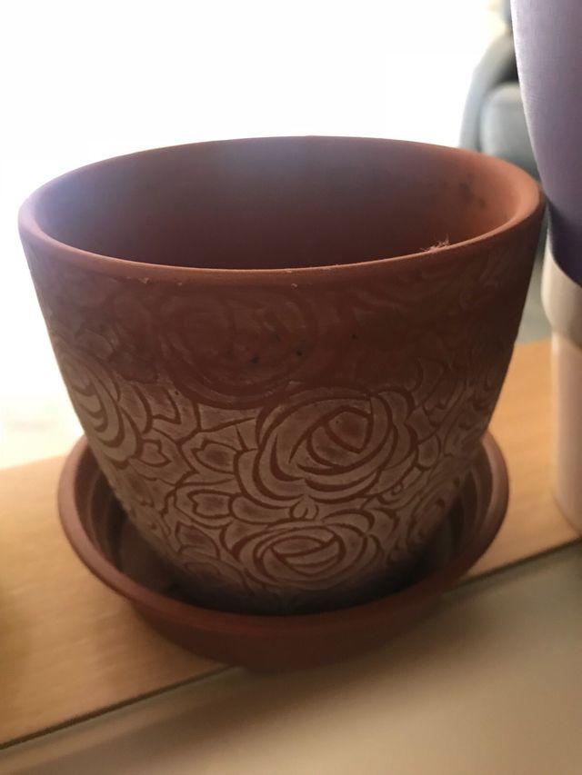 Maceteros ceramica