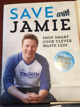 Libros cocina Jamie Oliver