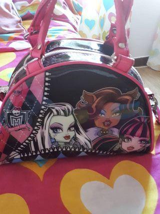 Bolso bandolera de las Monster High