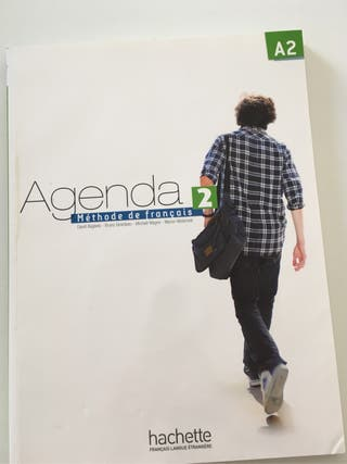 Libro Francés A2 Agenda 2 Methode de français