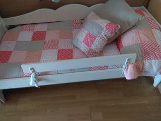 cama niñ@ ikea de 3 a 7 años