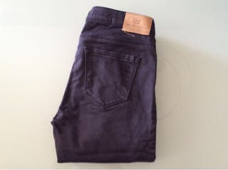 Pantalón niña negro talla 10