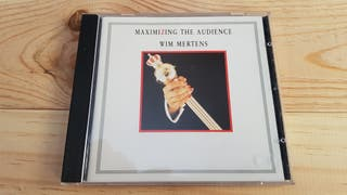 cd MAXIMIZING THE AUDIENCE