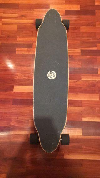 Longboard Flying wheels