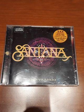 2 cd. Santana