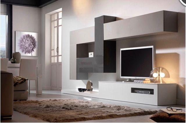 Mueble comedor de diseño de segunda mano por 500 € en Lleida en WALLAPOP