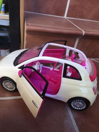 Fiat 500 de juguete