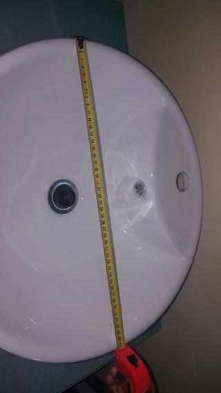Lavabo gres porcelanico