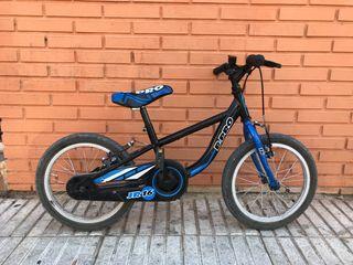 Bicicleta junior BH 16 Pro