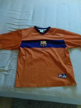 Camisetas Barcelona de segunda mano en Huelva en WALLAPOP 0ea95c6d641