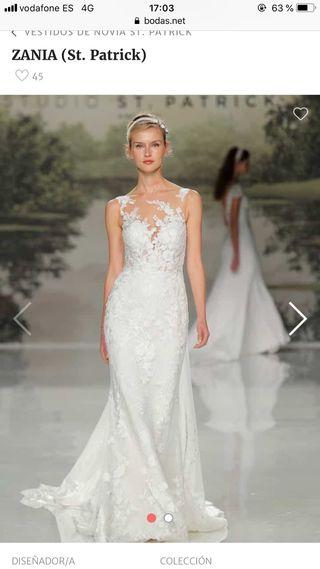 Bodas net vender vestido novia