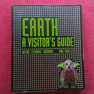 Libro Earth a visitor´s Guide