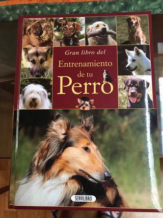 Libro entrenamiento perros