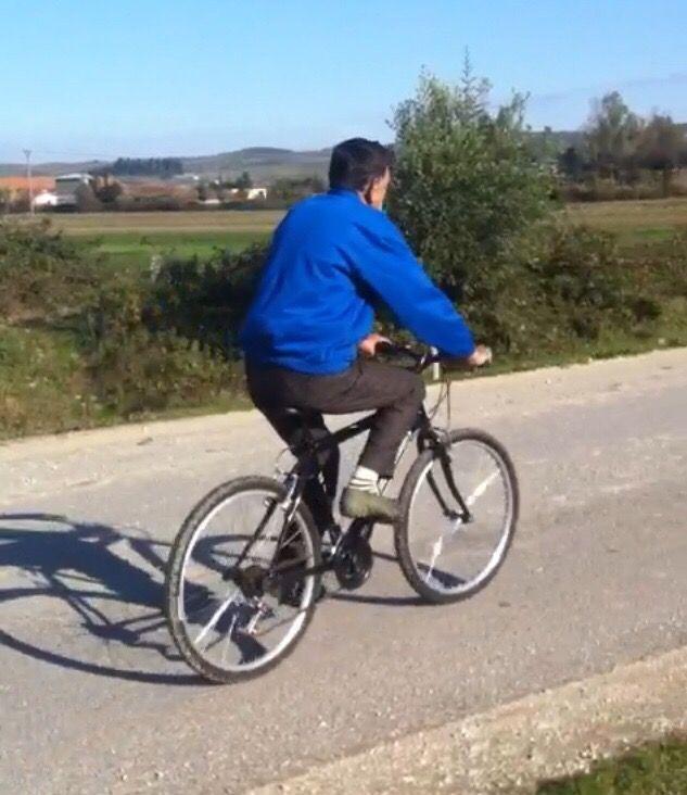 "Bicicleta MTB ""New star"""