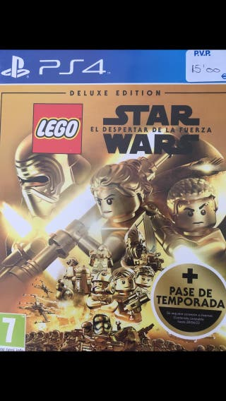Videojuego Lego Star Wars