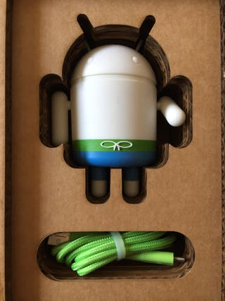 Figura Android bluetooth, limited edition