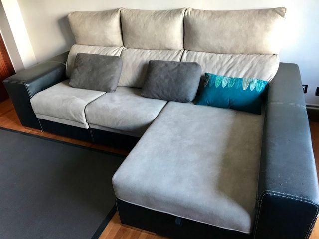 SOFA CHAISE LONGUE (250cm de largo) on beds sofa, mattress sofa, divan sofa, art sofa, bench sofa, bookcase sofa, settee sofa, table sofa, bedroom sofa, futon sofa, glider sofa, pillow sofa, ottoman sofa, storage sofa, cushions sofa, couch sofa, recliner sofa, chair sofa, lounge sofa, fabric sofa,