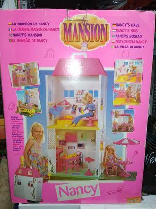 casa de muñecas de famosa de los 80-90
