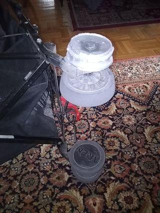 Silla carrito maclaren quest