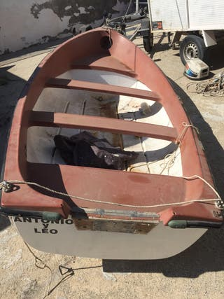 Bote barca barco